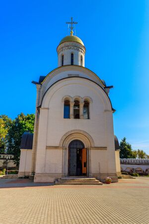 Cathedral of the Nativity of the Blessed Virgin Mary of Theotokos Nativity Monastery in Vladimir, Russia
