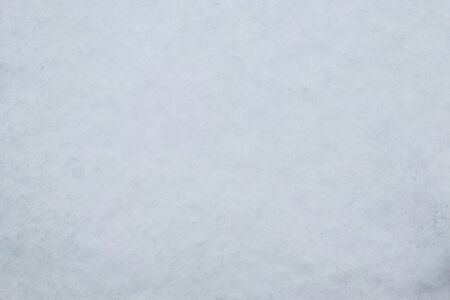 Texture of the white snow. Winter background 写真素材 - 134842575