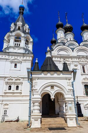Cathedral of the Annunciation of the Blessed Virgin Mary in Annunciation Monastery in Murom, Russia Stock fotó