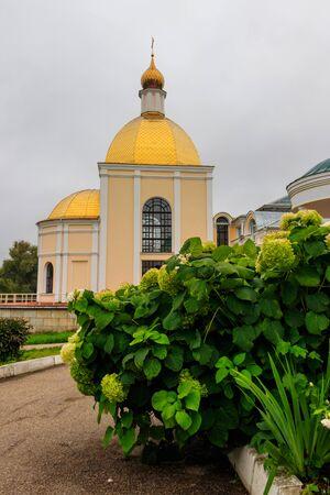 Monastery of the Savior Miraculous in Klykovo village, Kaluga oblast, Russia