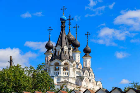 Cathedral of the Annunciation of the Blessed Virgin Mary in Annunciation Monastery in Murom, Russia Standard-Bild