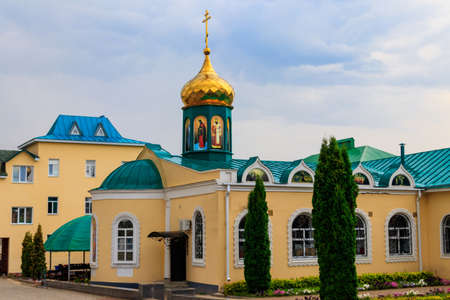 Nativity of Our Lady Monastery in Zadonsk, Russia
