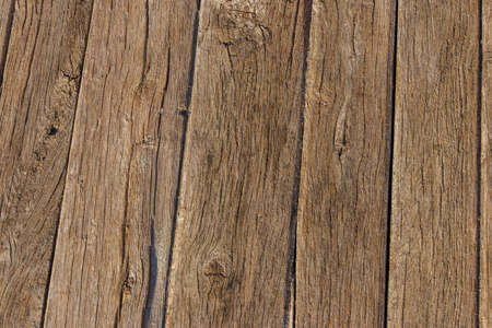 Old wooden texture for background. Weathered wood boards Banque d'images