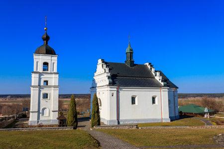 St. Elijah Church in Subotiv village, Ukraine