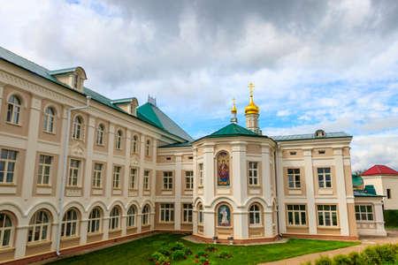 Holy Trinity-Saint Seraphim-Diveyevo convent in Diveyevo, Russia