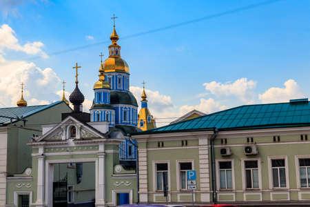 Intercession (Pokrovsky) Monastery in Kharkov, Ukraine