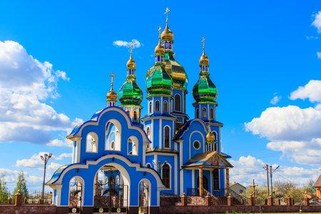 Cathedral of St. Vladimir in Pereyaslav, Ukraine