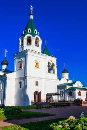 Transfiguration monastery in Murom, Russia