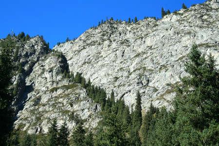 tien shan: Beautiful mountain landscape Tien Shan