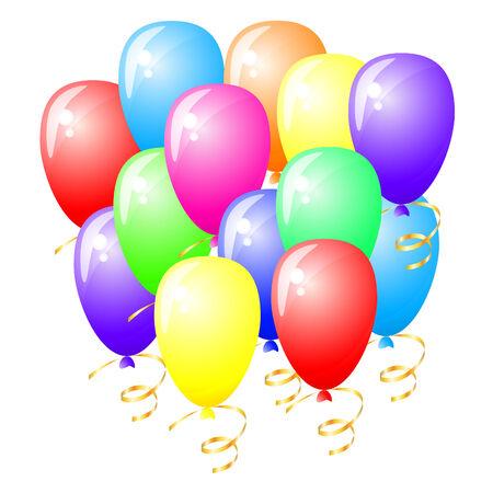 festive occasions: celebration balloons