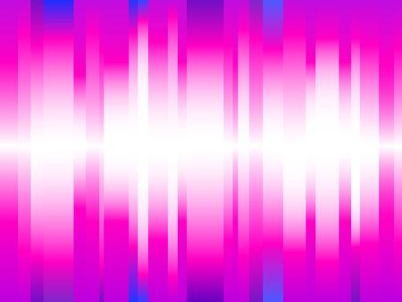 Abstract background with blue - pink rays
