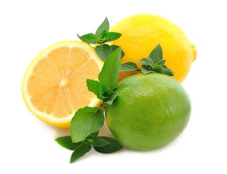 gamme de produit: Citrons, limes et de la menthe