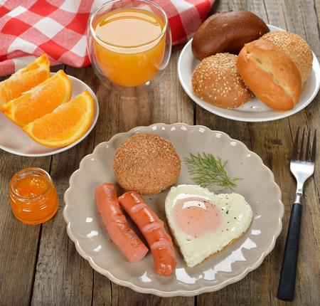 huevos revueltos: Revuelto de morcilla para el desayuno