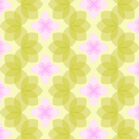 pastel tone: flowers and leaves of pastel tones on wallpaper