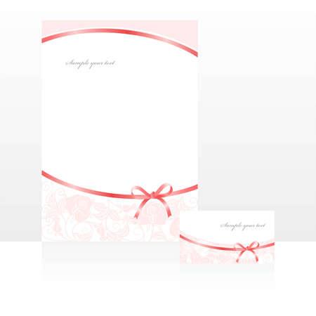 congratulatory: congratulatory leaf and card