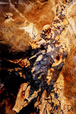 Cuevas de Jenolan, Blue Mountains, NSW, Australia. Foto de archivo - 80002884
