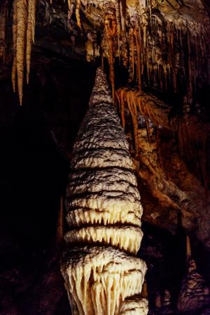 Cuevas de Jenolan, Blue Mountains, NSW, Australia. Foto de archivo - 79629850