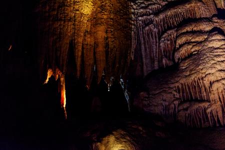 Cuevas de Jenolan, Blue Mountains, NSW, Australia. Foto de archivo - 79559673