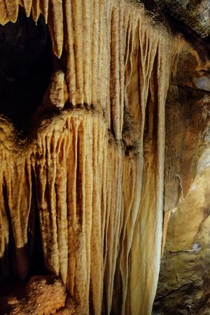 Cuevas de Jenolan, Blue Mountains, NSW, Australia. Foto de archivo - 79629852