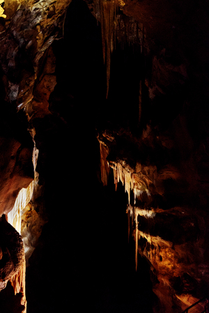 Cuevas de Jenolan, Blue Mountains, NSW, Australia. Foto de archivo - 79562090