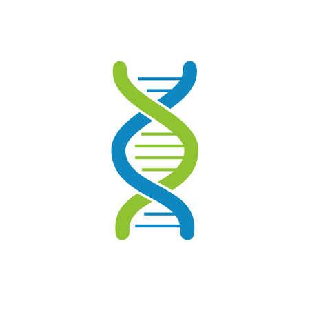 DNA icon, Symbols vector
