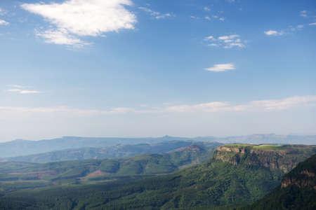 sabie sand: View of Gods Window in Sabie, Mpumalanga, South Africa