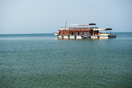 filicudi: Tourist boat for tours and survey of island Phu Quoc in Vietnam