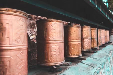 Sie sehen Tibet Kloster Sonzilin in der Provinz Yunnan, China Standard-Bild - 93124275