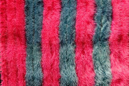Mink fur for the production of fashionable fur coats background for the catalog