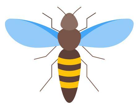 hornet animal vector illustration Zdjęcie Seryjne - 146172581