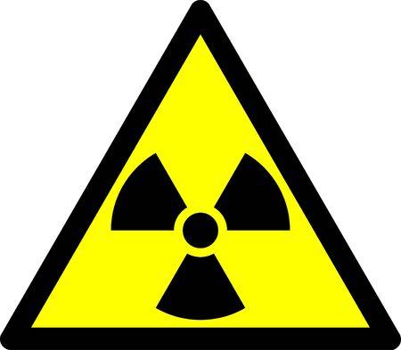 放射能  イラスト・ベクター素材