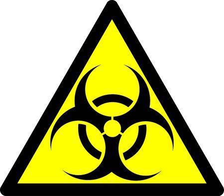 生物学的製剤のリスク  イラスト・ベクター素材