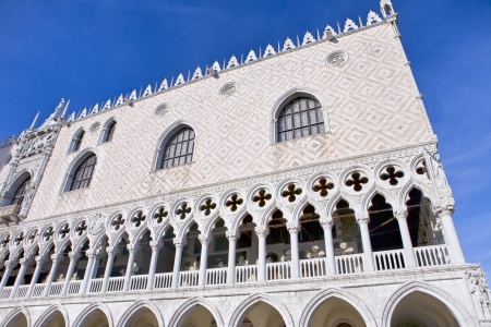 ducale: Facade of Palazzo Ducale  Doge