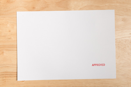 approved stamp: Approved Stamp On white paper