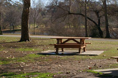 bench park: Parque banco de 3