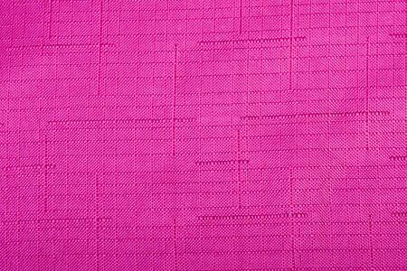 Tessuto rosso con dettagli visibili Archivio Fotografico