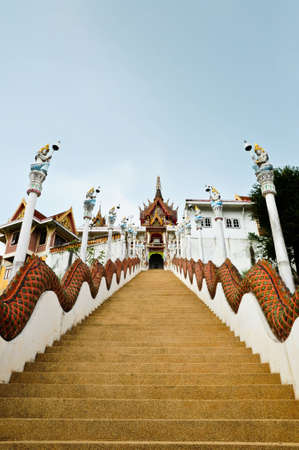 Wonderful Stairway in Thailand  photo