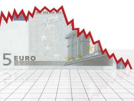 swiss culture: Swiss Finance Crisis 3d   graph