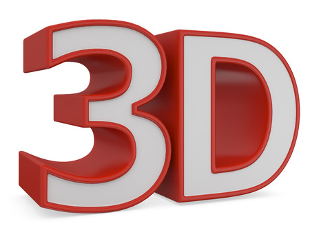 3d: 3D icon 3d render Stock Photo