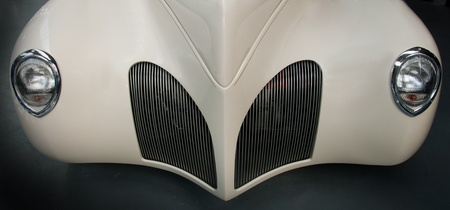 details of classic cars photo