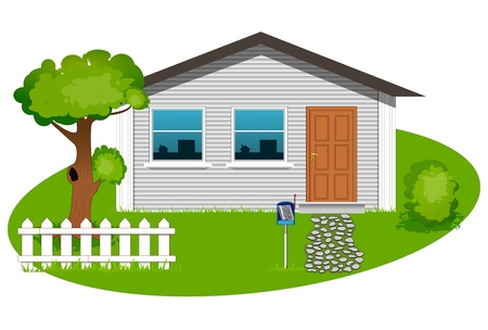 House vector Stock Vector - 20758133