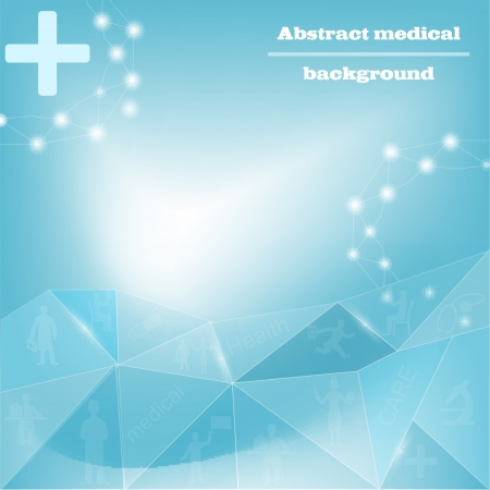 medical bacground vector Stock Vector - 21740769
