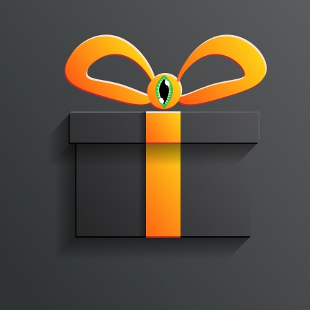 31: Gift icon Illustration