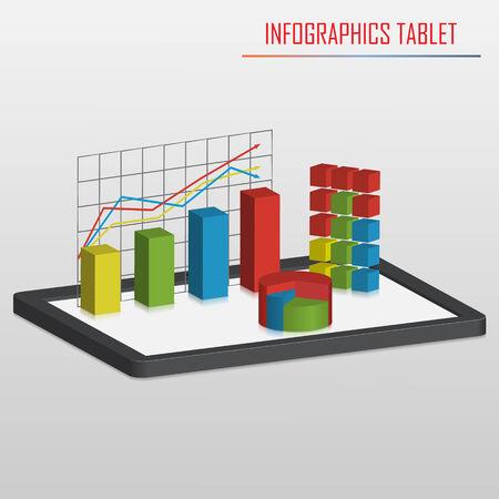 infographics vector Vector