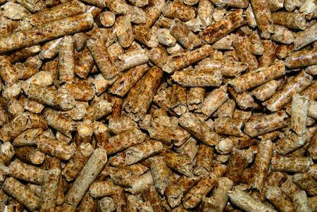 Hardwood Pellets photo