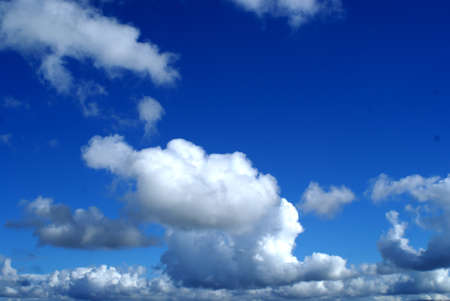 Clouds Stock Photo - 8764095