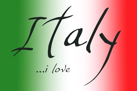 Italy text