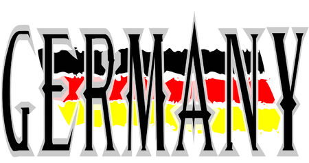 written germany