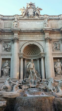 fontana: Fontana di Trevi