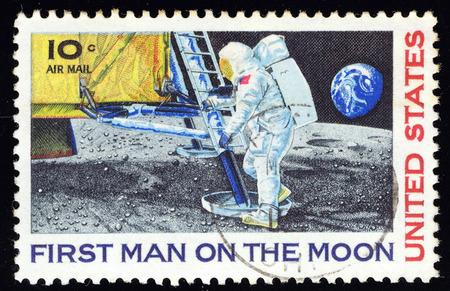 Post-Briefmarke Editorial